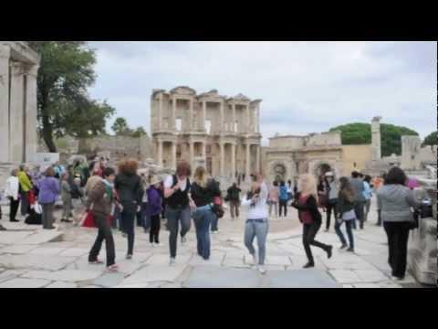 Izmir Exchange Students 2011-2012