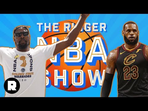 The Warriors' Wild Parade, LeBron's Offseason, And Draft Talk | The Ringer NBA Show