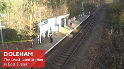 Doleham - Least Used Station in East Sussex