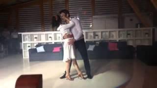 Лучший свадебный танец)))страстное танго. 3.07.15