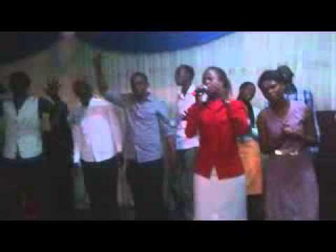 Power Of Prayer Church Kigali Rwanda _ Songs by Healing Worship team  Sund 16 Feb 014