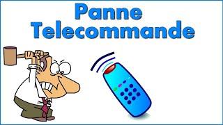 Electronique 🆕 panne 🌈 télécommande 📺 infrarouge📳