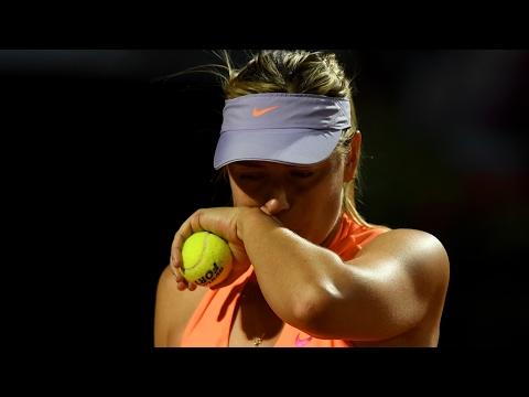 Sharapova wildcard refusal: FTF president explains decision – video