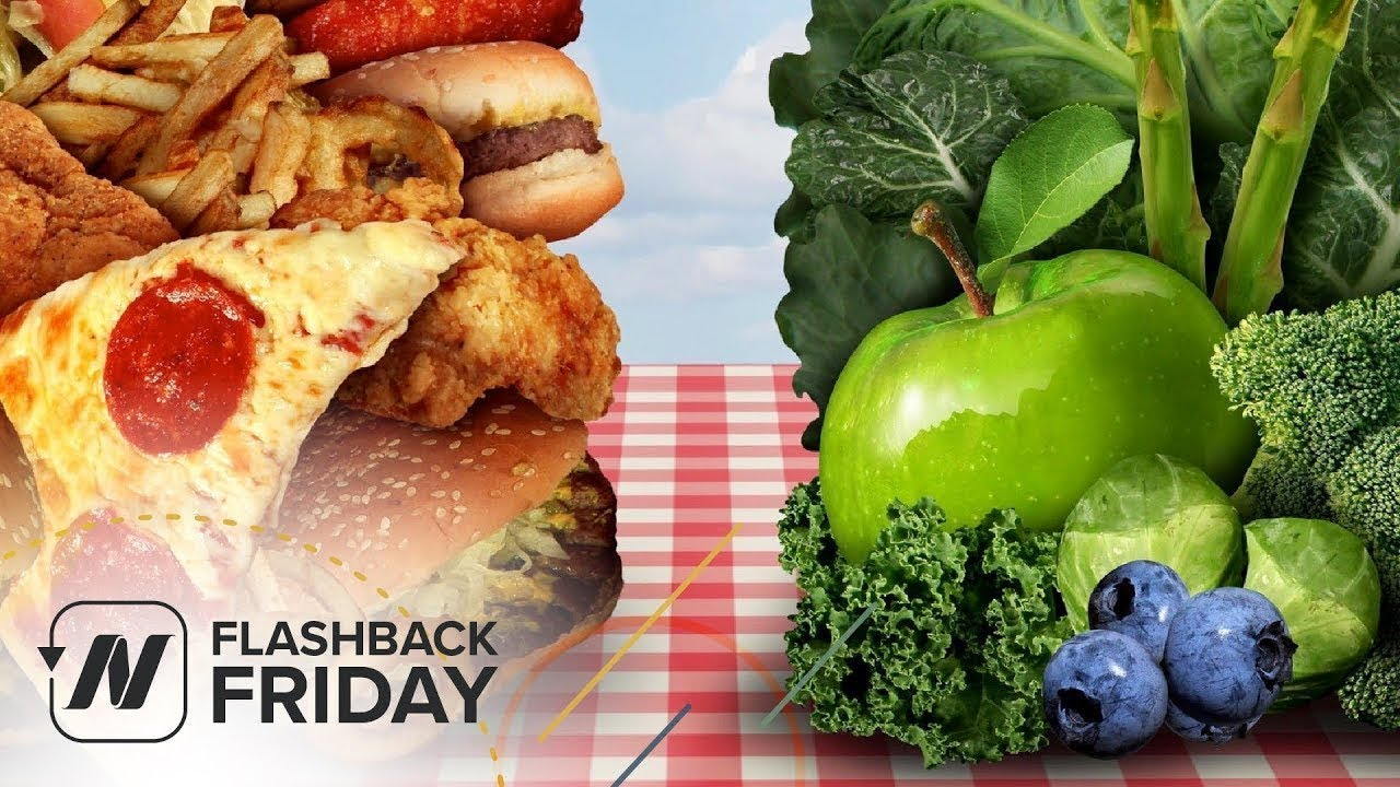 Flashback Friday: Eating More to Weigh Less