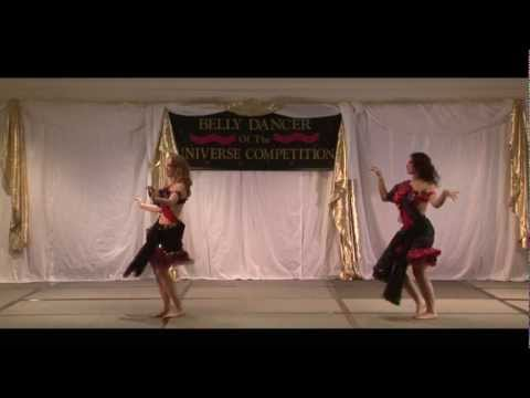 RusSharkies ~ Group Champions Of 2013 Belly Dancer Of The Universe Competition (BDUC 2013)