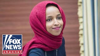 Rep. Ilhan Omar responds to being denied entry to Israel