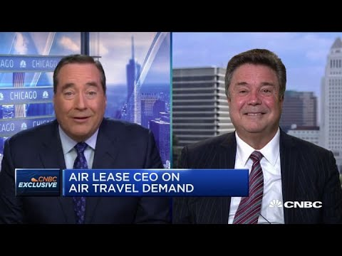 Air Lease CEO on Q3 earnings, Boeing 737 Max and air travel demand