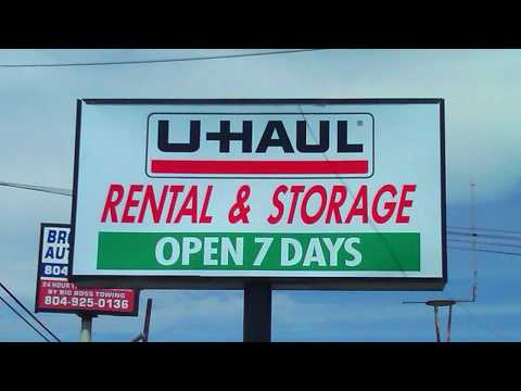 U-Haul Moving & Storage At Belt Boulevard