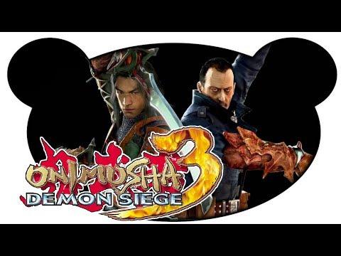 Onimusha 3: Demon Siege #01 - Zwei Nasen tanken Super (Survival Horror Gameplay Deutsch)