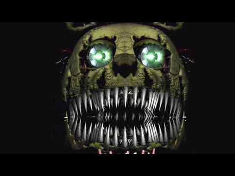 Nightmare Springtrap Sings Break My Mind (reupload