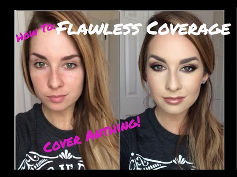 makeup transformation updated flawless foundation routine that can