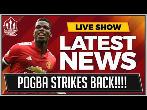 Manchester United 4-1 Newcastle   POGBA Goals Tops Perfect Man United game