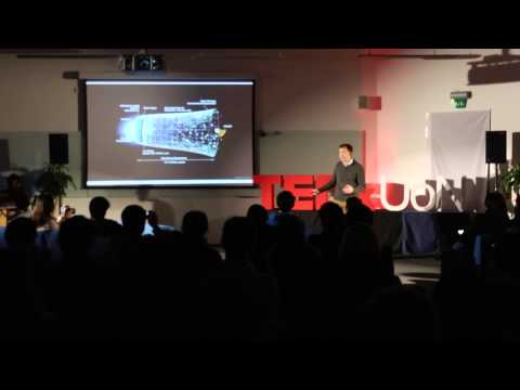 Our Baby Universe: Ed Copeland at TEDxUoN
