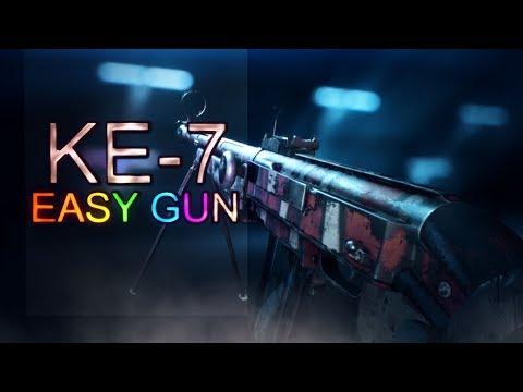 KE-7 BATTLEFIELD V– EASY GUN thumbnail