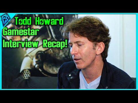 Fallout 5 Will Be Single Player | Todd Howard Gamestar Interview Recap [Q/A] thumbnail
