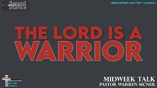 51) Sword Stance - Enough is Enough - Pastor Warren McNeil