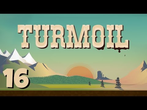 Turmoil - Ep. 16 - The Mayor's Secret Island! - Turmoil Gameplay