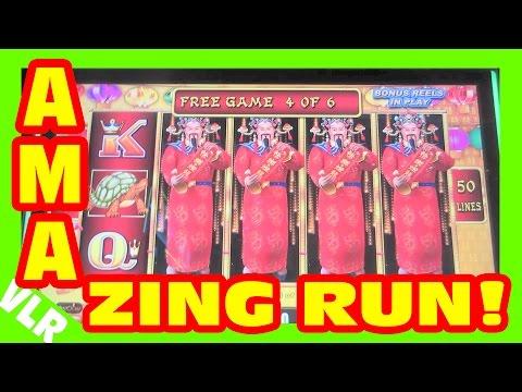 LIGHTNING LINK - AMAZING RUN - Slot Machine LIVE PLAY & BONUS BIG WIN