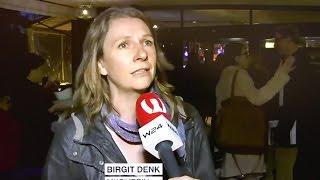 Birgit Denk, Thomas Andreas Beck - Fragerunde Zukunft Austropop - Wien, Summerstage W24 06.05.2015