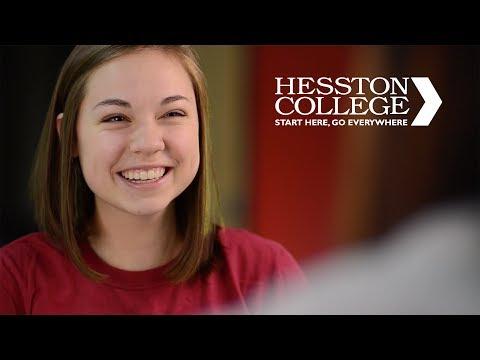 Hesston College student profile: Mackenzie Miller