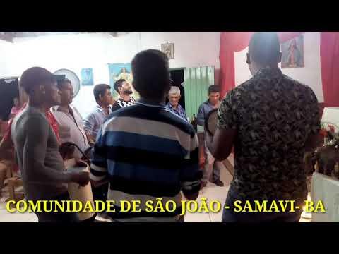 Canto da Lapinha- Comunidade de São João- Santa Maria da Vitória- Ba