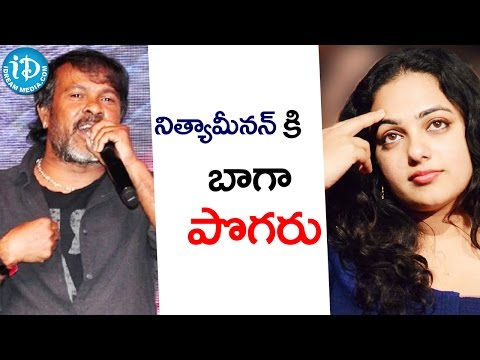 Nithya Menon is arrogant - Chota K Naidu || Okka Ammayi Thappa Audio Launch || Sundeep Kishan