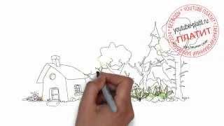 Как нарисовать природу(Как нарисовать поэтапно карандашом за короткий промежуток времени понравившегося персонажа или предмет...., 2014-06-29T08:26:05.000Z)