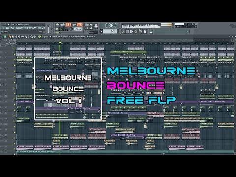 Free Melbourne Bounce Project Flp