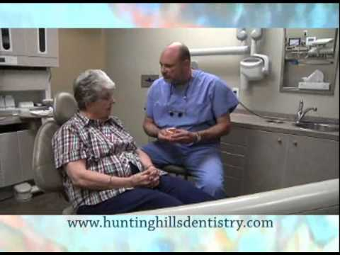 Hunting Hills Family Dentistry Mini Implants.wmv