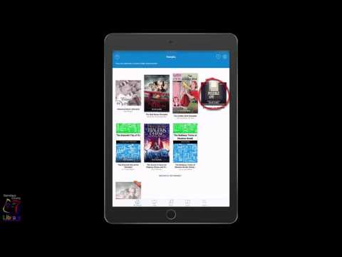 Hoopla on iPad - Listening to Music and Audiobooks