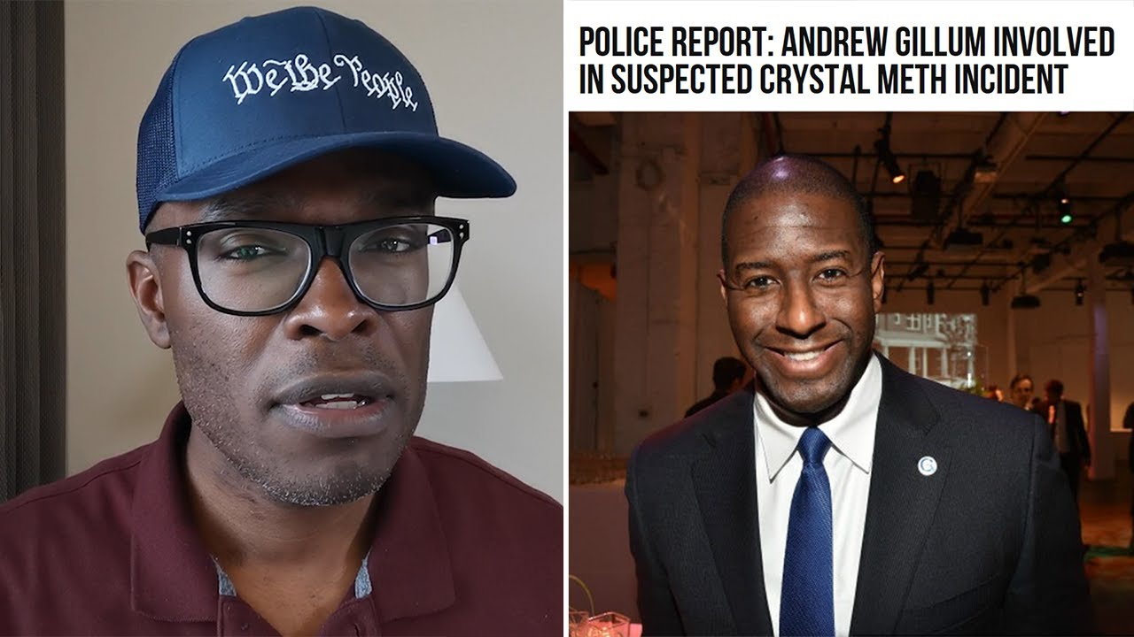 Police find Andrew Gillum in hotel room with man treated for ...