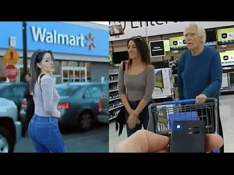 Download Vibrating Panties Prank On Girlfriend Inside WALMART! 😂 HAMMYTV