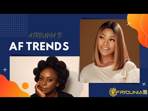 AF TRENDS Ep3: | Chimamada Ngozi Adichie; Tacha; Lojay and Sarz