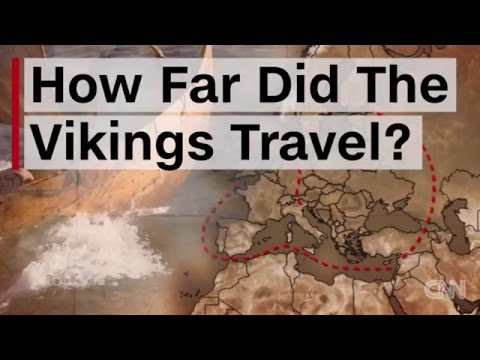 Potential Vikings Site Found In North America