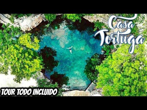 Tour 4 Cenotes + LETRAS TULUM 🔴 TOUR CENOTES CASA TORTUGA 2021 Riviera Maya 😍 TODO INCLUIDO (GUIA)