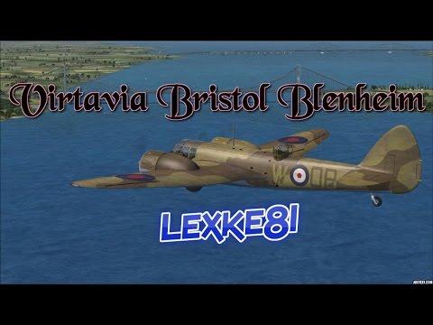 Virtavia Bristol Blenheim FSX