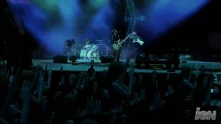 Guitar Hero: Metallica PS3 Gameplay - Lemmy HD