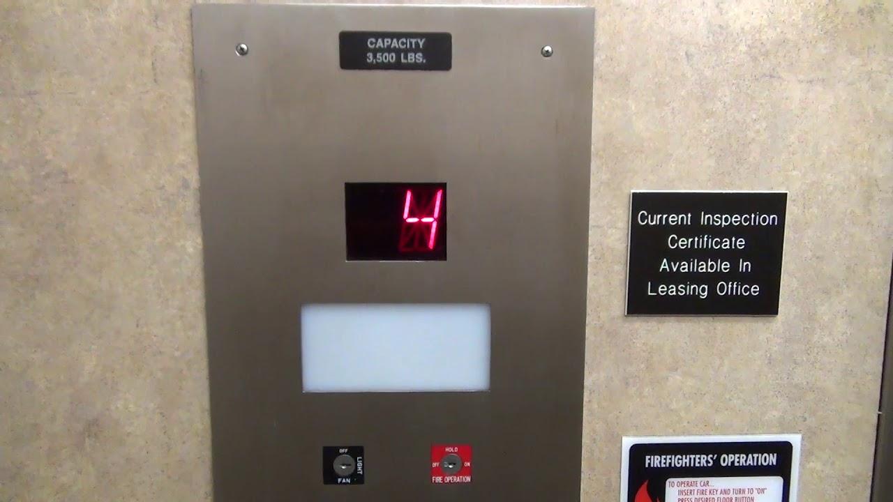 Long Hydraulic Elevator at Station Plaza in Kirkwood, MO