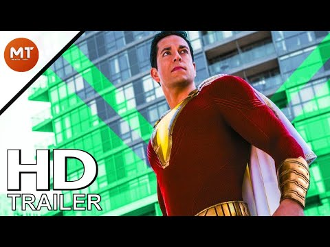 Shazam - Teaser Trailer 2019 | DC's Captain Marvel | Fan Made Movie