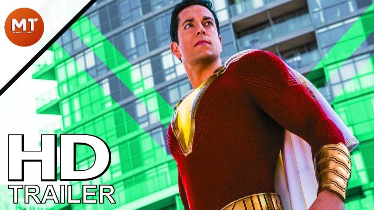 Shazam – Teaser Trailer 2019 | DC's Captain Marvel | Fan Made Movie