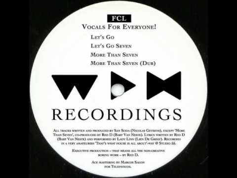 FCL - More Than Seven ( Dub )