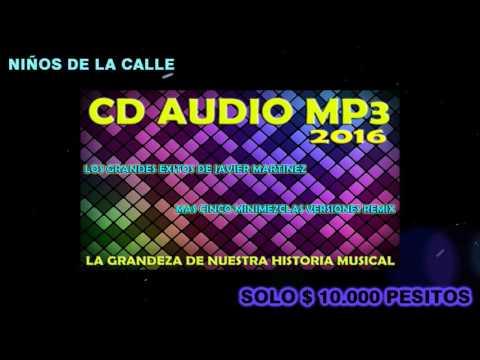 CD AUDIO MP3 2016