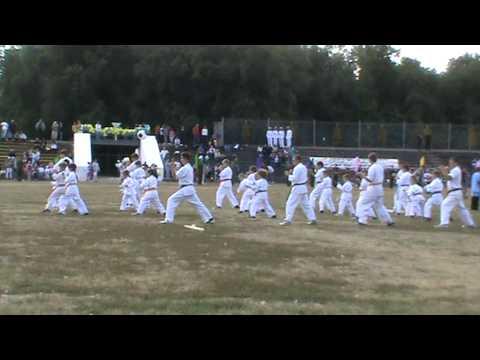 КФК, день физкультуры и спорта 2011г