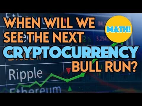Ripple XRP: When Is The Next Cryptocurrency Bull Run? Math Analysis