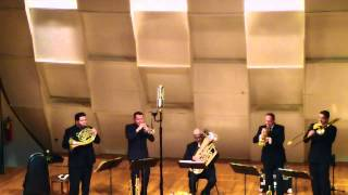 Ritual Fire Dance - Boston Brass Live