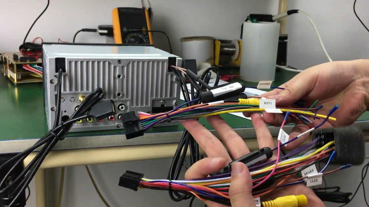 small resolution of harnes ford wiring stereo t cn