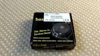 """Fischer Amps Bass Shaker """"Bass Pump III"""""""