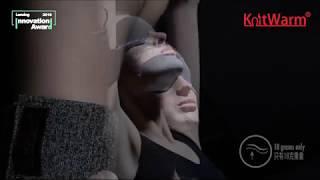 EyeMask KnitWarm