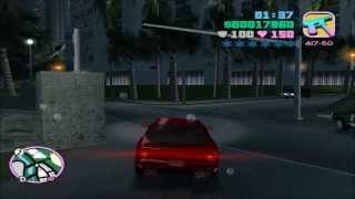 GTA Vice City (PC) 100% Walkthrough Part 12 [HD]
