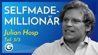 Mit Bitcoin und Co. reich werden // Dr. Julian Hosp Interview Teil 3/ 3